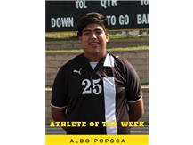 Athlete of the Week - Aldo Popoca