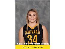 Athlete of the Week - Dinah Harter