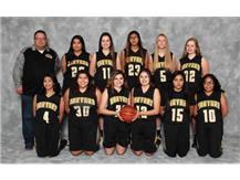 JV Girls Basketball 2019-2020