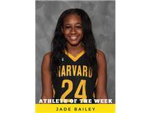 Athlete of the Week - Jade Bailey
