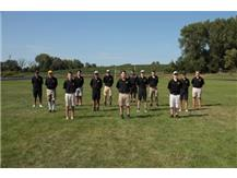 HS Boys Golf Team