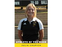 Athlete of the Week - Julia Chupich