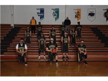 Sophomore Boys Basketball Team