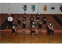 Freshmen Boys Basketball Team