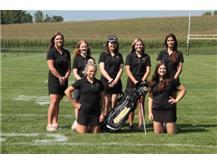 Girls Golf 2021-2022