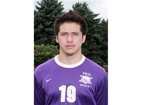 Pedro Guzman, Soccer, MCC