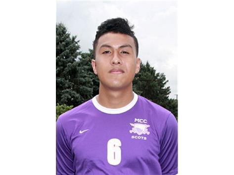 Diego Hernandez, Soccer, MCC