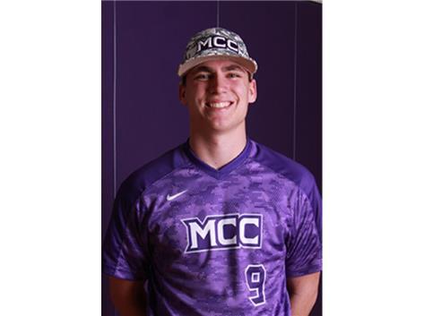 Peyton Schneider, Baseball, MCC