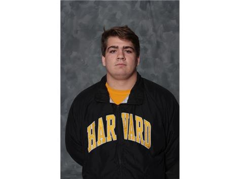 Brandon Most, Wrestling, Harper College