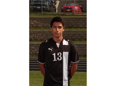 Alonzo Carrillo, Soccer, Rockford University