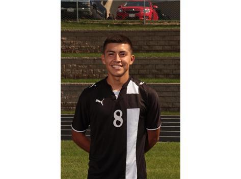 Alfredo Pichardo, Soccer, North Park University