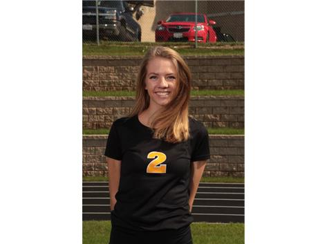 Hannah Baird, Volleyball, Aurora University