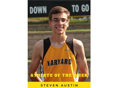 Athlete of the Week - Steven Austin