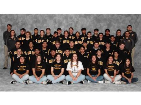 Wrestling 2019-2020 Team