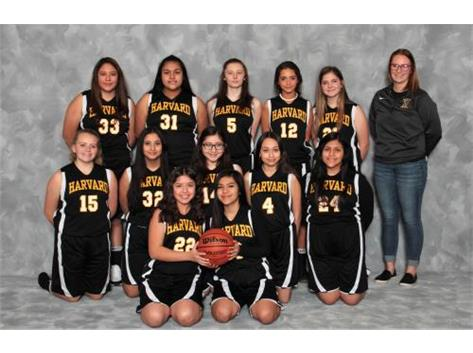Fresh/Soph Girls Basketball 2019-2020
