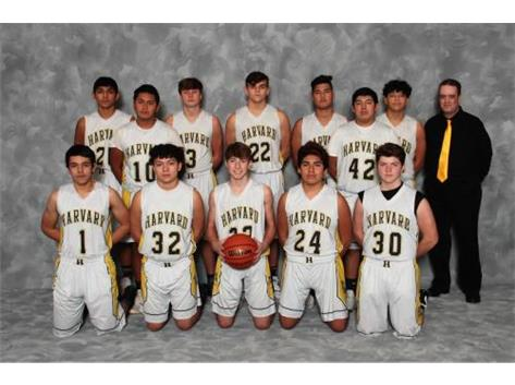 Sophomore Boys Basketball 2019-2020