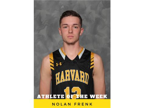 Athlete of the Week - Nolan Frenk