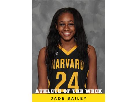 Athlete of the Week - Jade Bailey