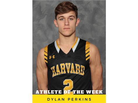 Athlete of the Week - Dylan Perkins