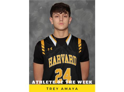 Athlete of the Week - Trey Amaya