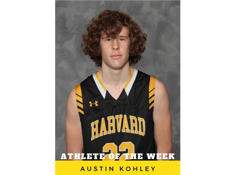 Athlete of the Week - Austin Kohley