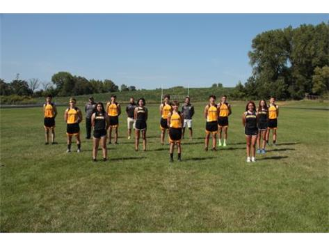 HS Cross Country Team