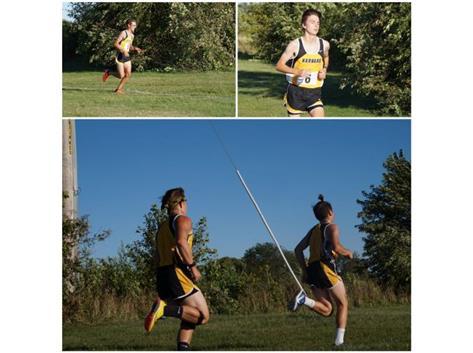 Seen in photos: Jacob Pedersen, Steven Austin, Bryce Fiegel and Elijah Binz