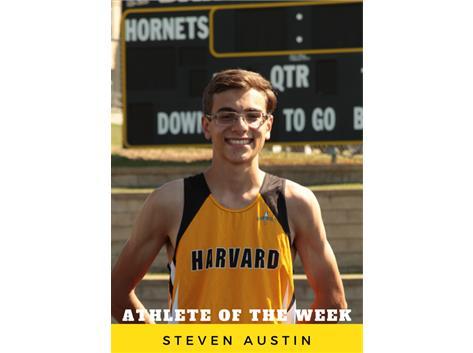 Athlete of the Week - Steven Austin
