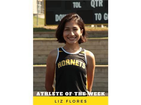 Athlete of the Week - Liz Flores