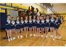 2013-2014 HCA Cheerleading Team