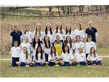 2014 Girls MS Soccer