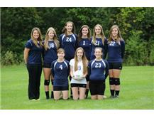 HCA Fresh/Soph Volleyball Team