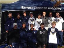 The 2014 HCA boys cross country team qualifies for the IHSA state finals for the 2nd consecutive season.