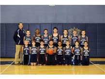5/6 Boys Basketball Team 2014-2015