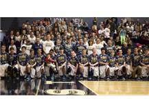2015 HCA Hoops for Heroes night