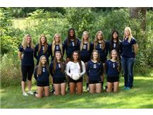 2015-2016 Varsity Volleyball Team
