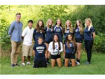 2016-2017 Girls JV Volleyball