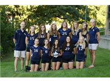 2016-2017 MS Girls Varsity Volleyball