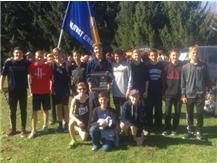 2016 HCA boys cross country team wins 3rd straight IHSA Regional Title