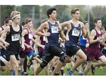 Andrew Dobrescu and Michael Sisko achieve All-State status, finishing 20th and 22nd, respectively, in the 2016 Class 1A CC State Finals.  WE ARE LIONS