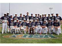 The HCA Baseball team placed 4th at State 2019.