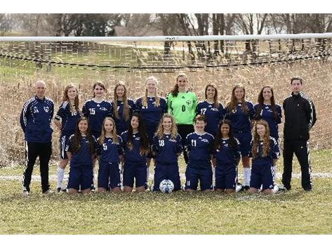 2014 Girls Varsity Soccer