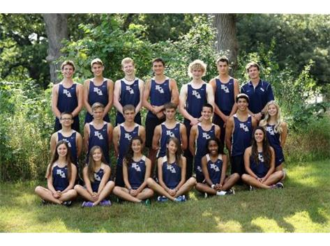 2015-2016 Varsity Cross Country Team
