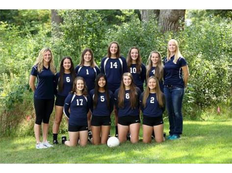 2015-2016 JV Volleyball Team