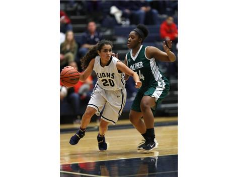 Alyssa Iverson is named AP and IBCA 1st team All-State for the 2017-18 Season.    WE ARE LIONS