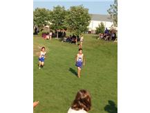Zach Uhm and Jay Jenkins finish in 7th and 8th place.