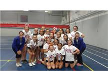 2016 Cheer camp champs!