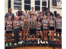 2017 Cross Country State Champs!