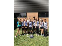 Ten medal winners at Thompson Trails!