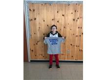 Student athlete of the week winner for 6th basketball!